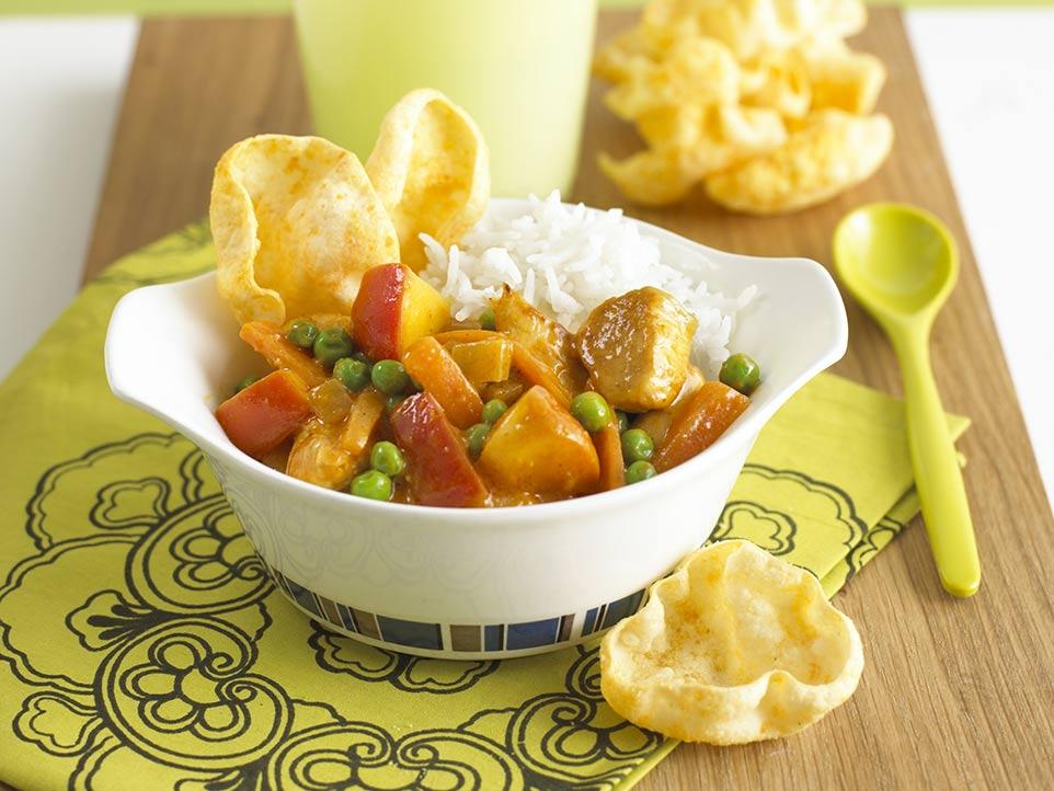 Kids Fruity Chicken Curry Annabel Karmel