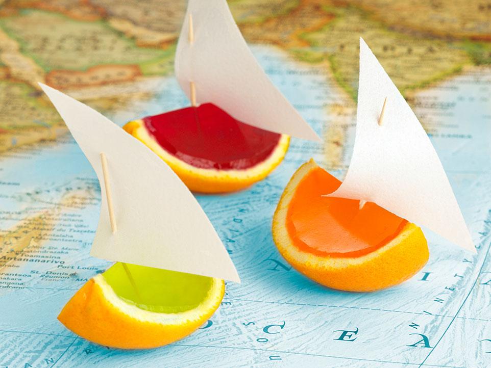 Jelly Boats Annabel Karmel
