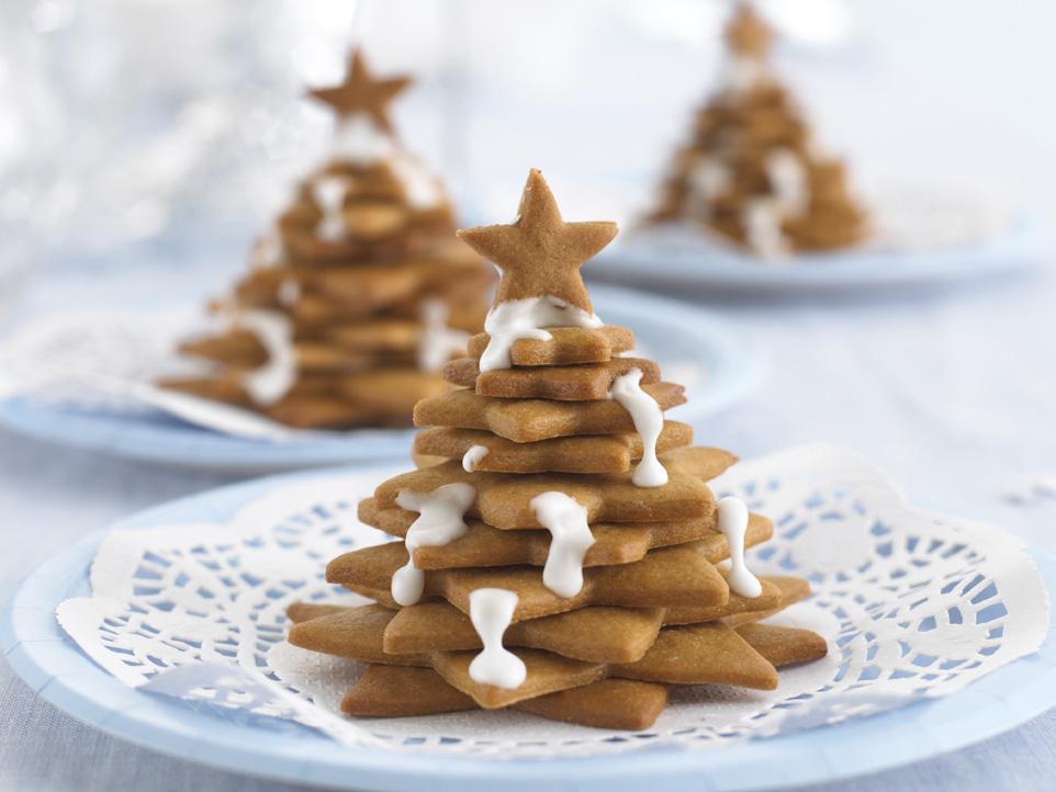 Ginger Star Biscuits Annabel Karmel