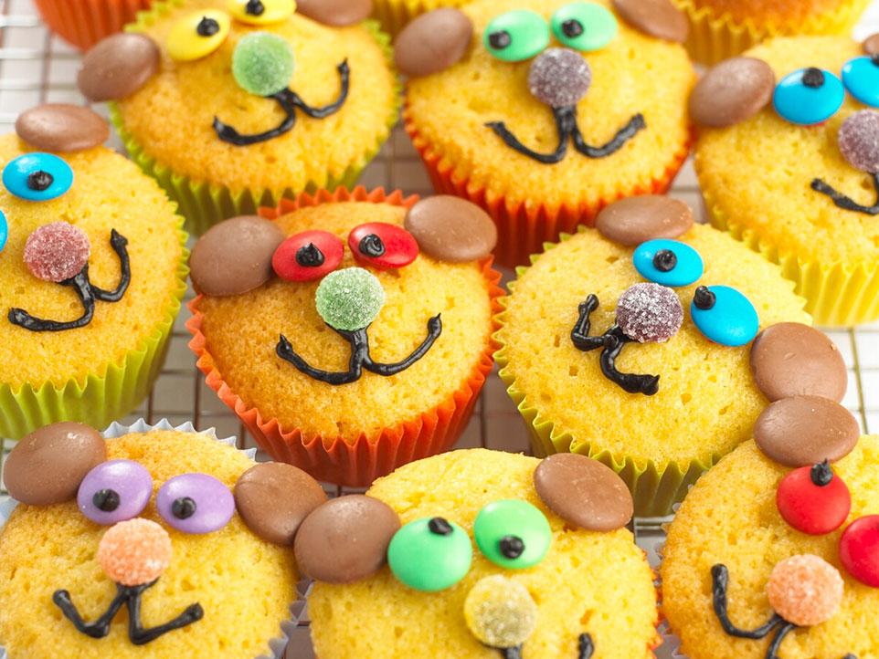 Teddy Bear Cupcakes Annabel Karmel