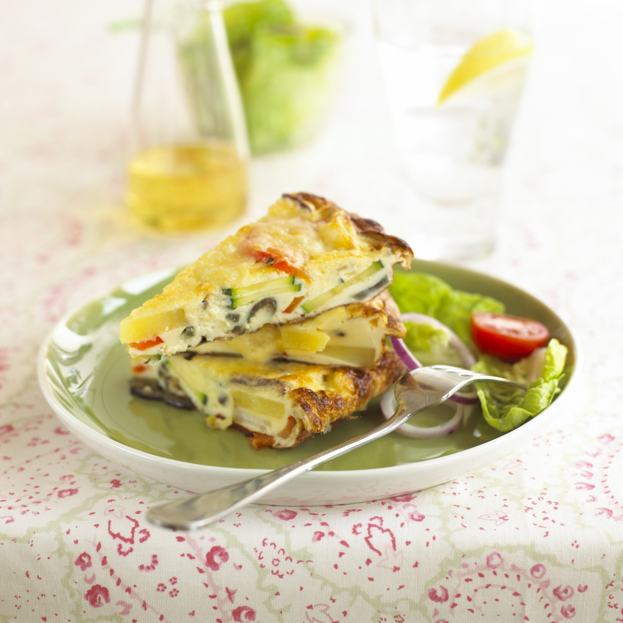 Delicious And Simple Spanish Omelette Recipe Annabel Karmel