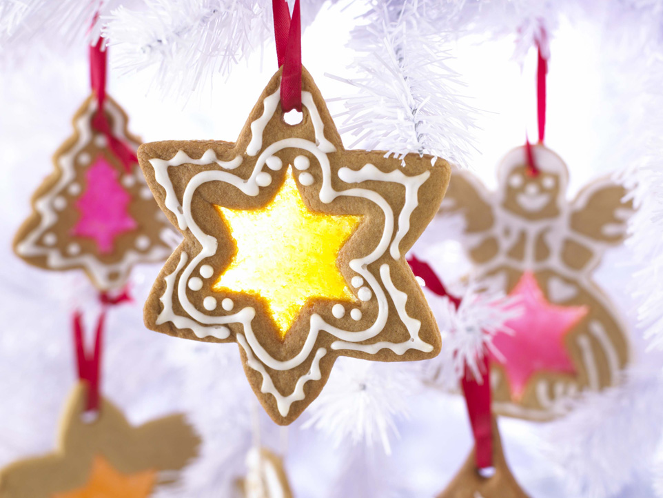 Edible Christmas Decorations Annabel Karmel