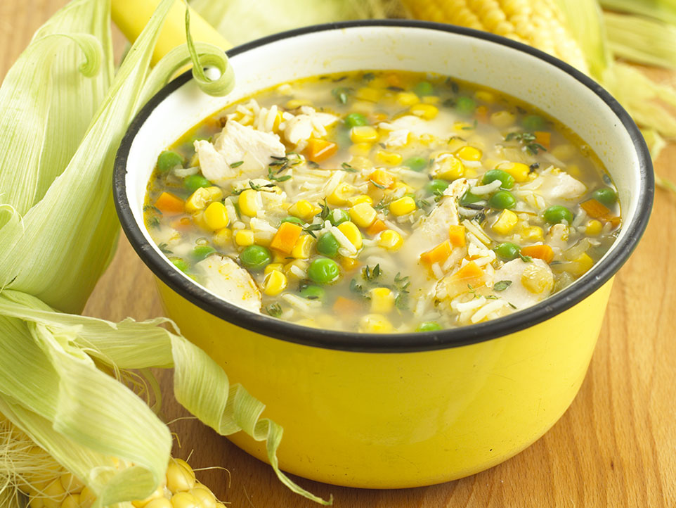 Delicious And Easy Chicken Soup Recipe Annabel Karmel