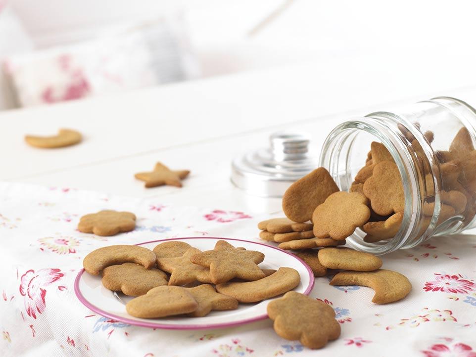 Ginger Biscuits Annabel Karmel
