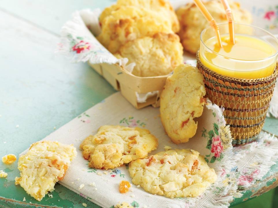 Apricot Cookies Annabel Karmel