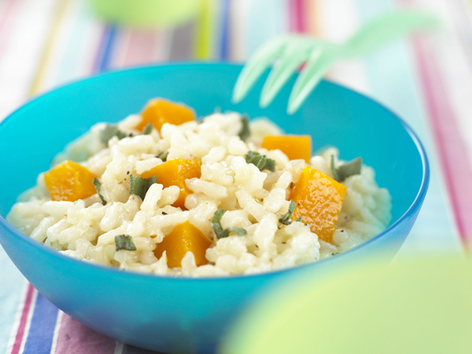 Risotto With Butternut Squash Annabel Karmel
