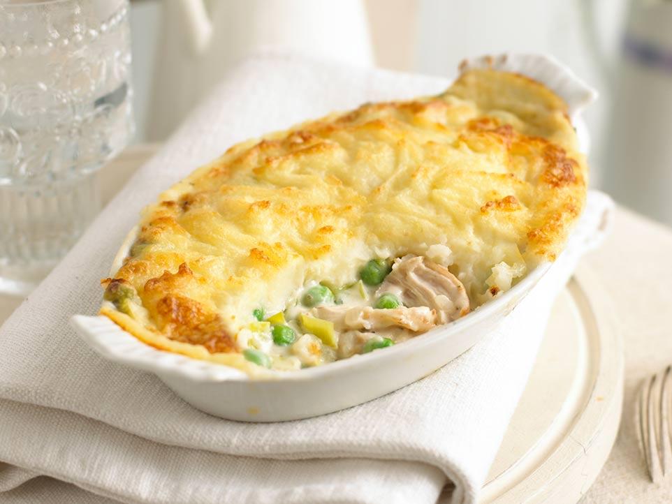 chicken and potato pie recipe by annabel karmel