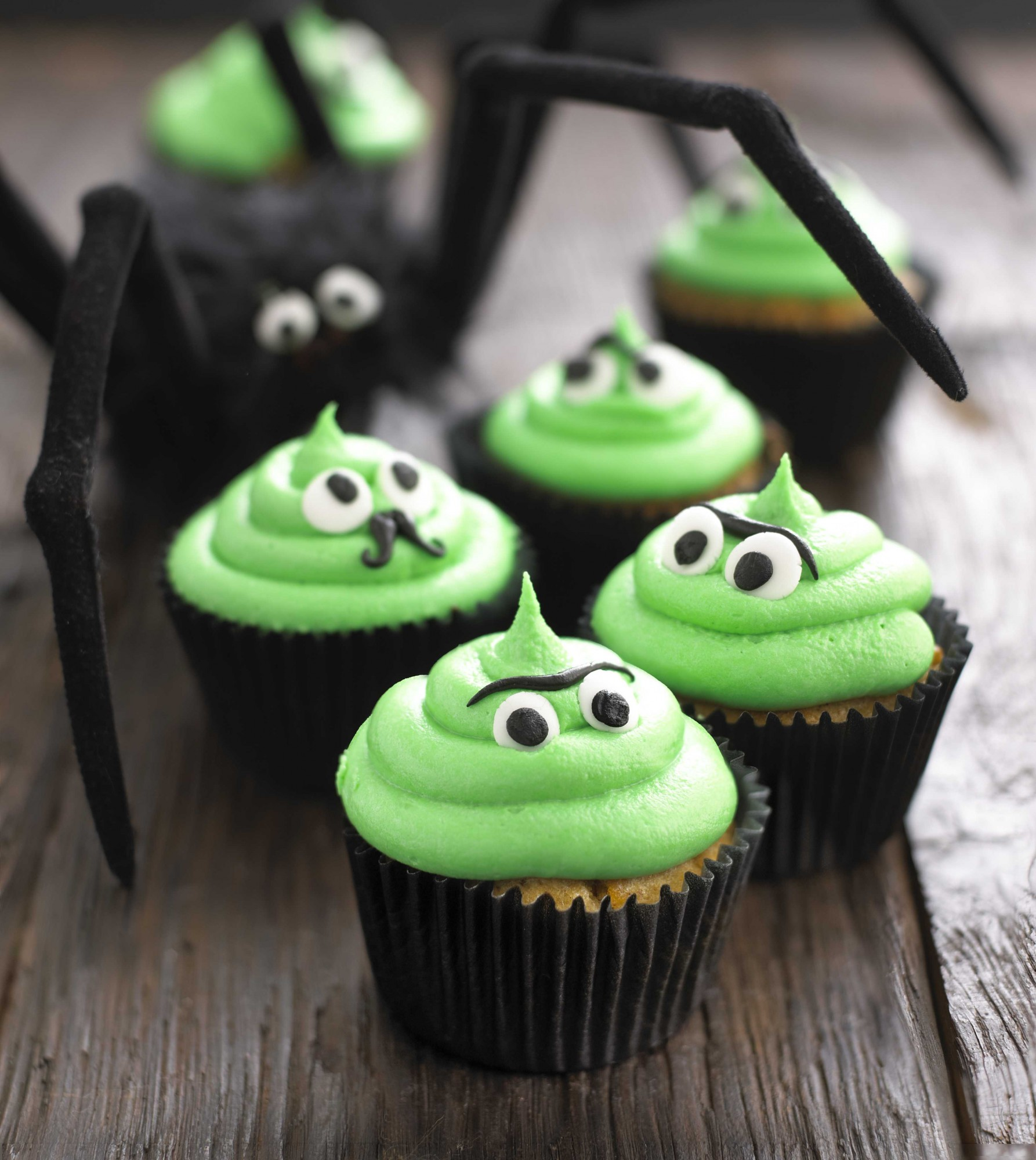 Monster Muffins Annabel Karmel