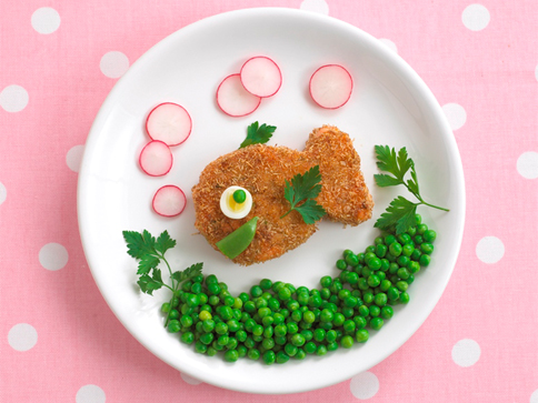 Fish Cakes Baby Led Weaning