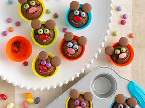 Chocolate Orange Mini Muffins Annabel Karmel