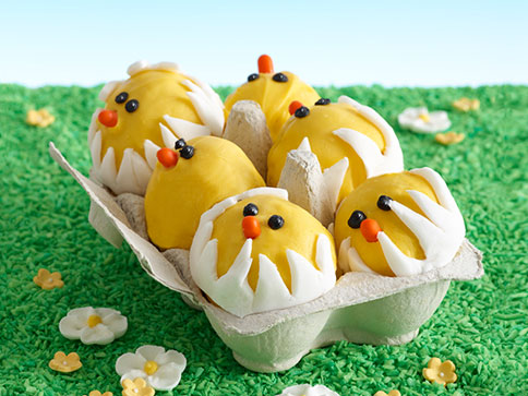 Edible gifts annabel karmel pop cake chicks negle Images