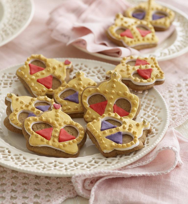 Crown Jewel Cookies recipe by Annabel Karmel