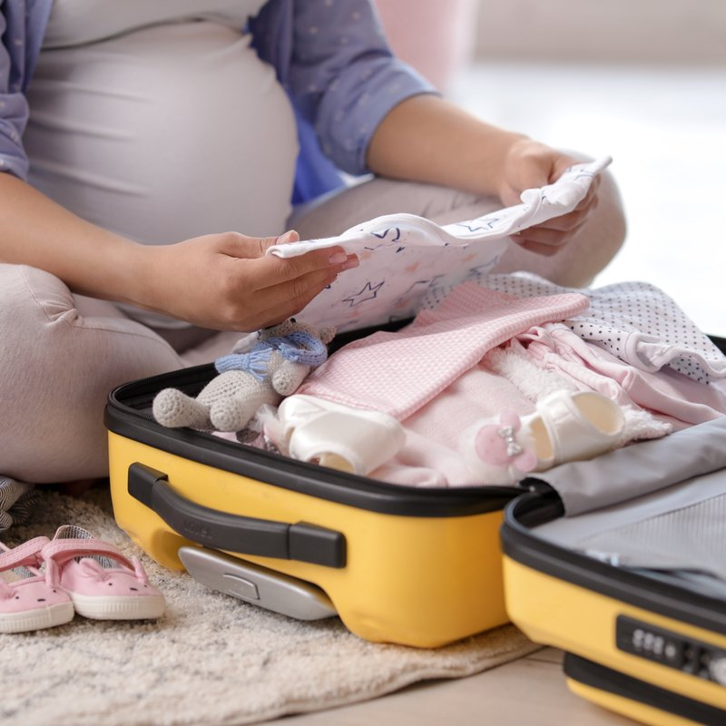 You and your baby's hospital bag   Annabel Karmel