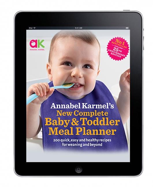 Home annabel karmel complete baby toddler meal planner ebook fandeluxe Document