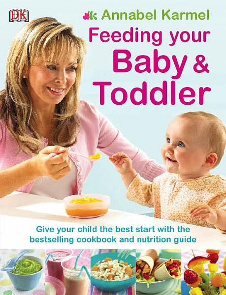 Feeding your baby toddler annabel karmel forumfinder Image collections