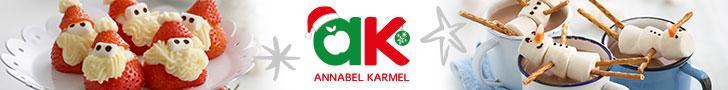 Annabel Karmel Christmas 2017 Leaderboard