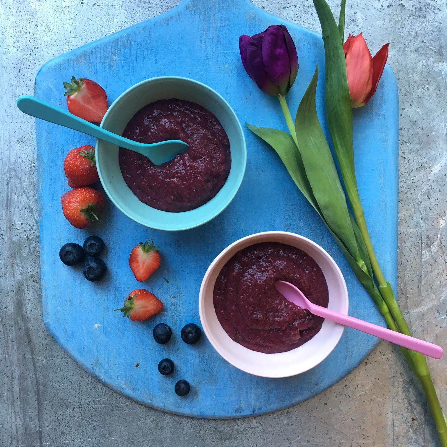 Summer fruit puree annabel karmel forumfinder Images