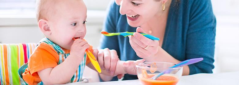 Weaning Preterm Infants | Annabel Karmel