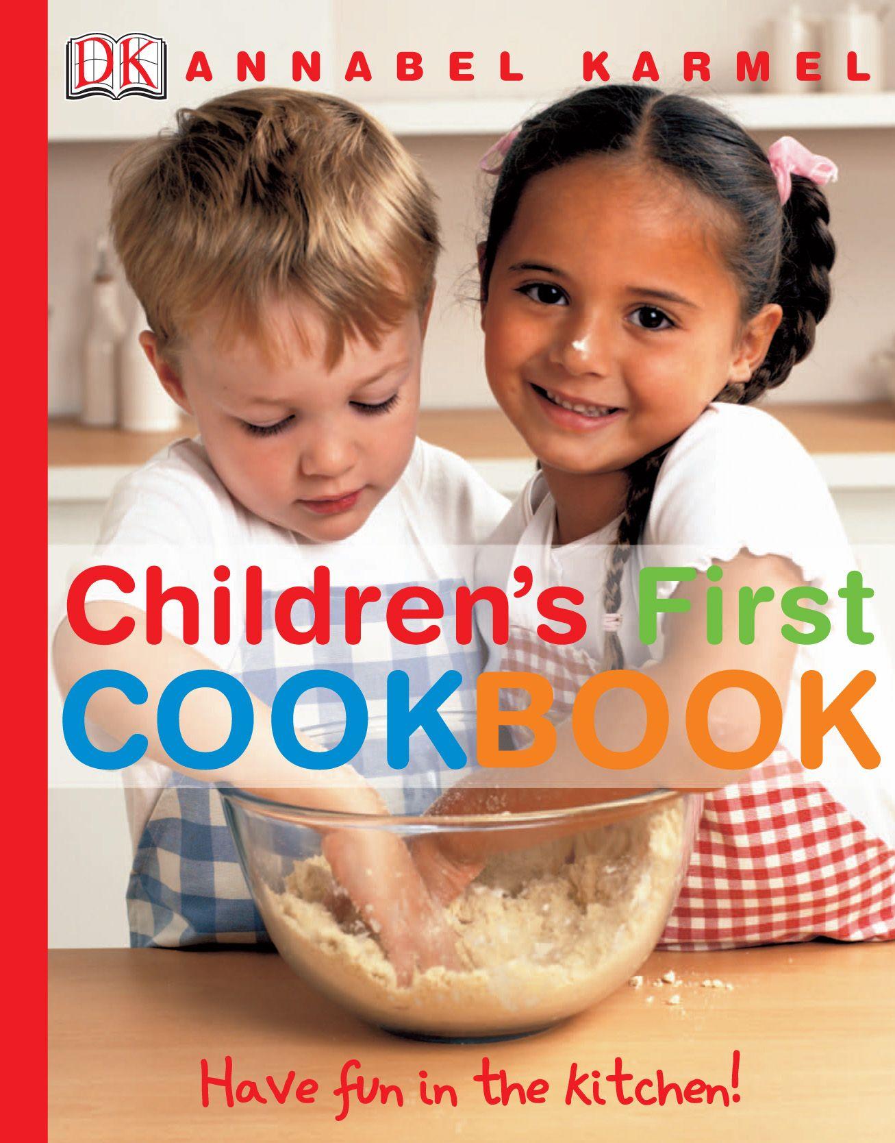 Childrens first cookbook annabel karmel forumfinder Gallery