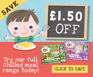 £1.50 off Chilled Meals