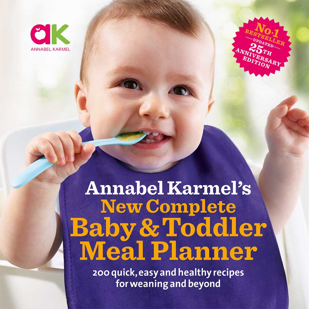 New complete baby toddler meal planner annabel karmel forumfinder Image collections