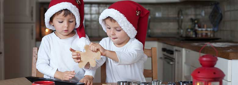 What to do at christmas with children