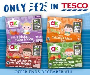 Tesco £2 November – December