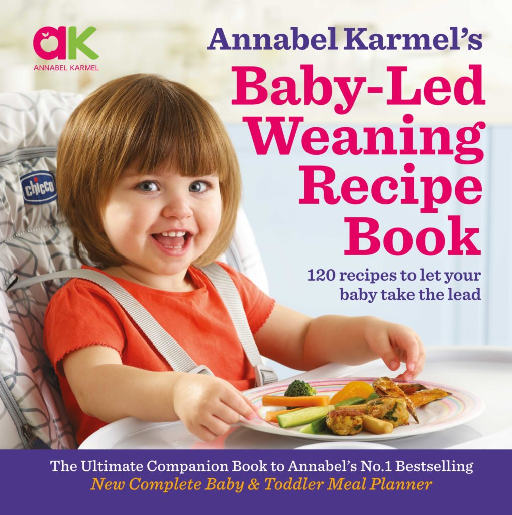 Baby Led Weaning Recipe Book by Annabel Karmel