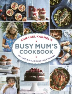 Busty mum's cookbook, Annabel Karmel