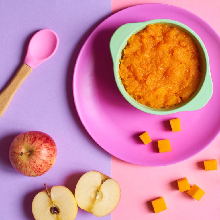 Butternut Squash and Apple recipe by Annabel Karmel