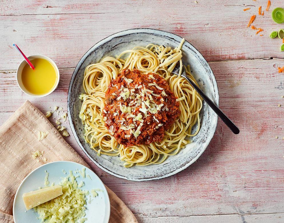 Hidden Veg Bolognese Recipe Image by annabel karmel