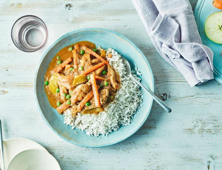 Annabel's Fruity Chicken Curry Recipe Image