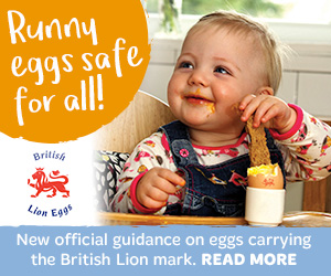 British Lion Eggs MPU