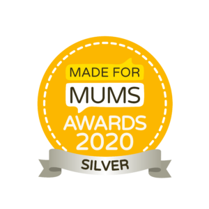 Silver Award from Made for Mums