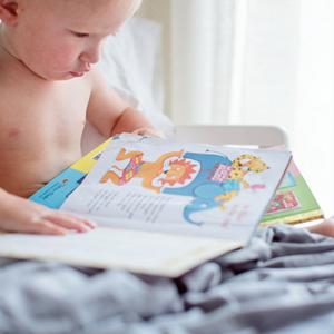 Reading to your Toddler | Annabel Karmel