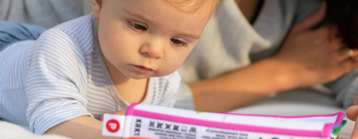 Reading to your baby: under 12 months | Annabel Karmel
