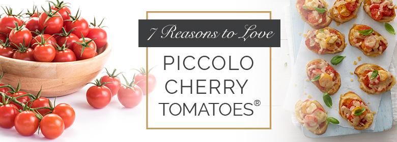 Piccolo cherry tomatoes