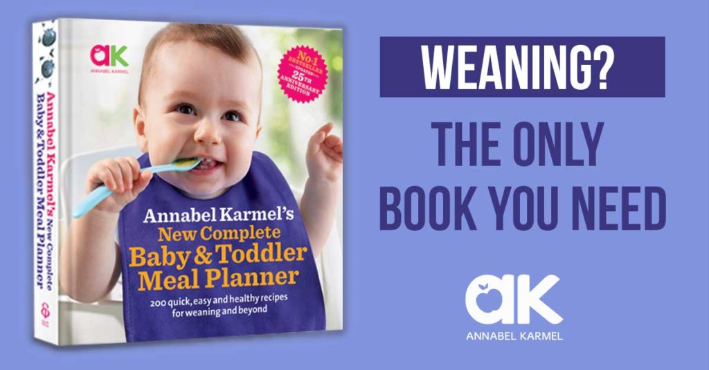 Annabel Karmel, Complete Baby and Toddler Meal Planner