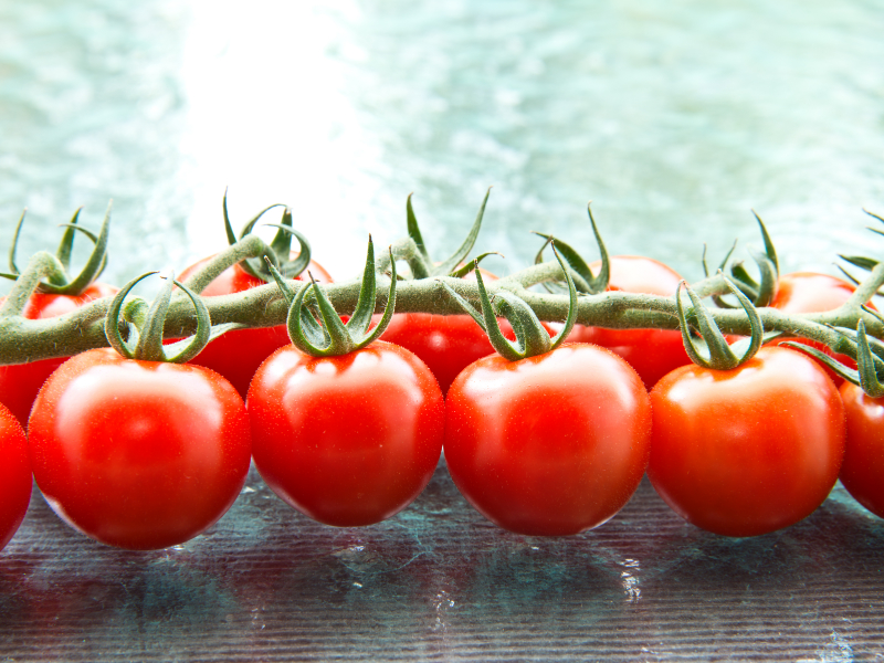 Piccolo Cherry Tomatoes by Annabel Karmel