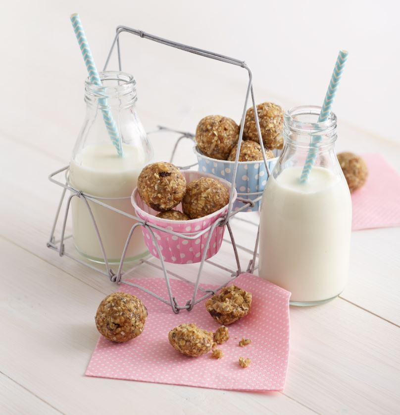 Mini Energy Balls Recipe by Annabel Karmel