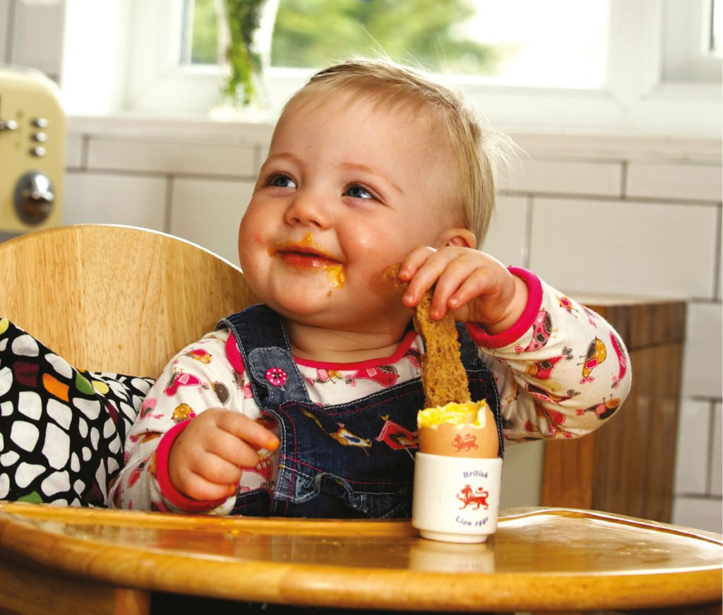 Why eggs are so good for your growing family? Annabel Karmel