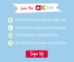 Sign up for the AK Club - Member Benefits