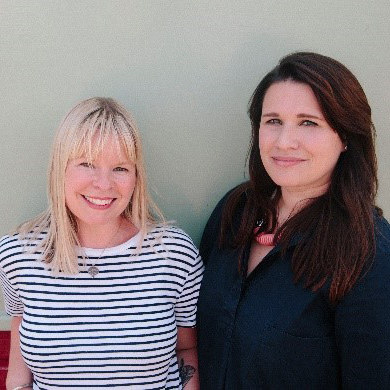 Alexis Stickland & Beccy Hands - Midwife & doula duo