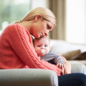 Let's talk about postnatal depression (just in case)   Annabel Karmel