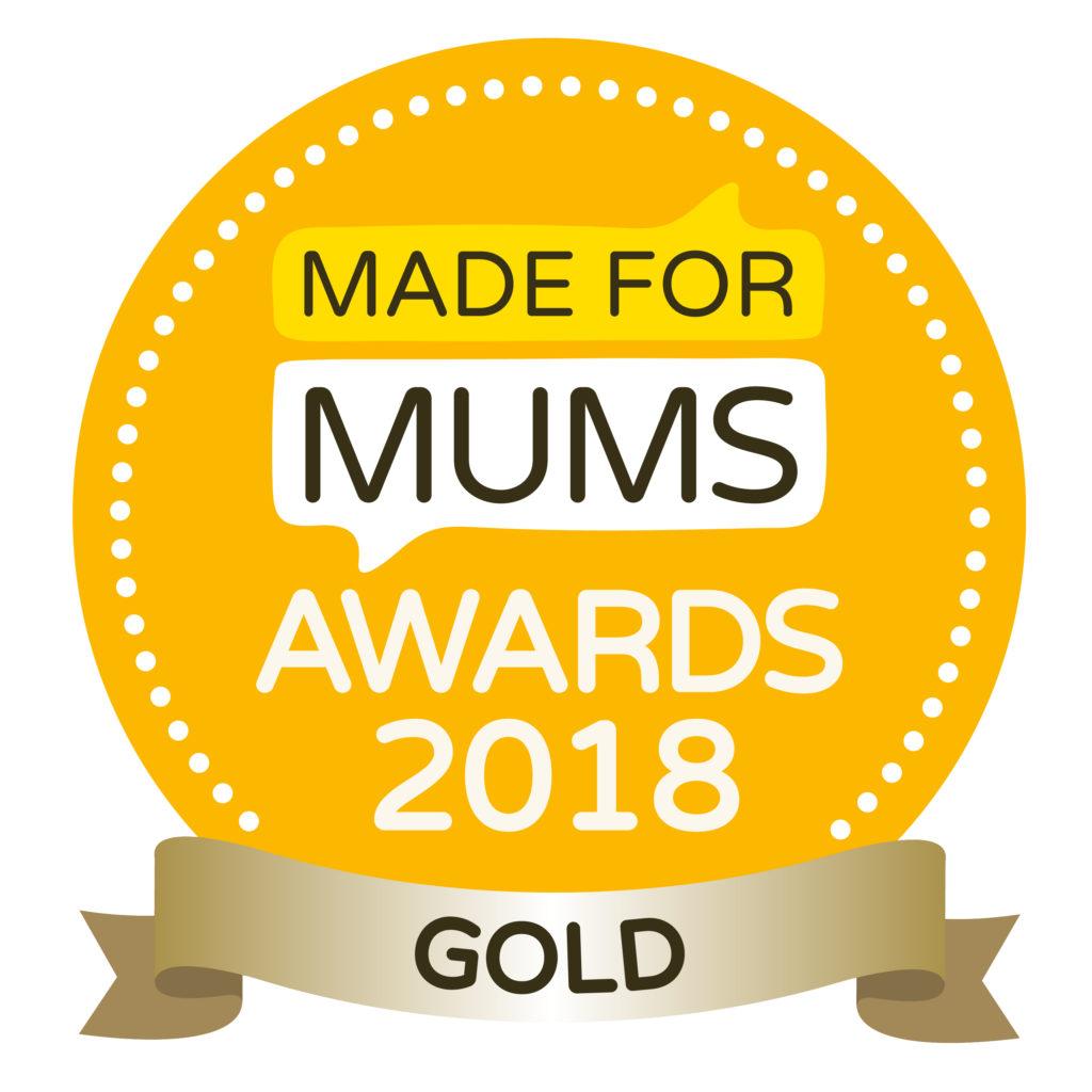 Made for Mums - Gold Award