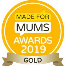 Made for Mums - Gold Award 2019