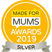 Made for Mums - Silver Award 2019