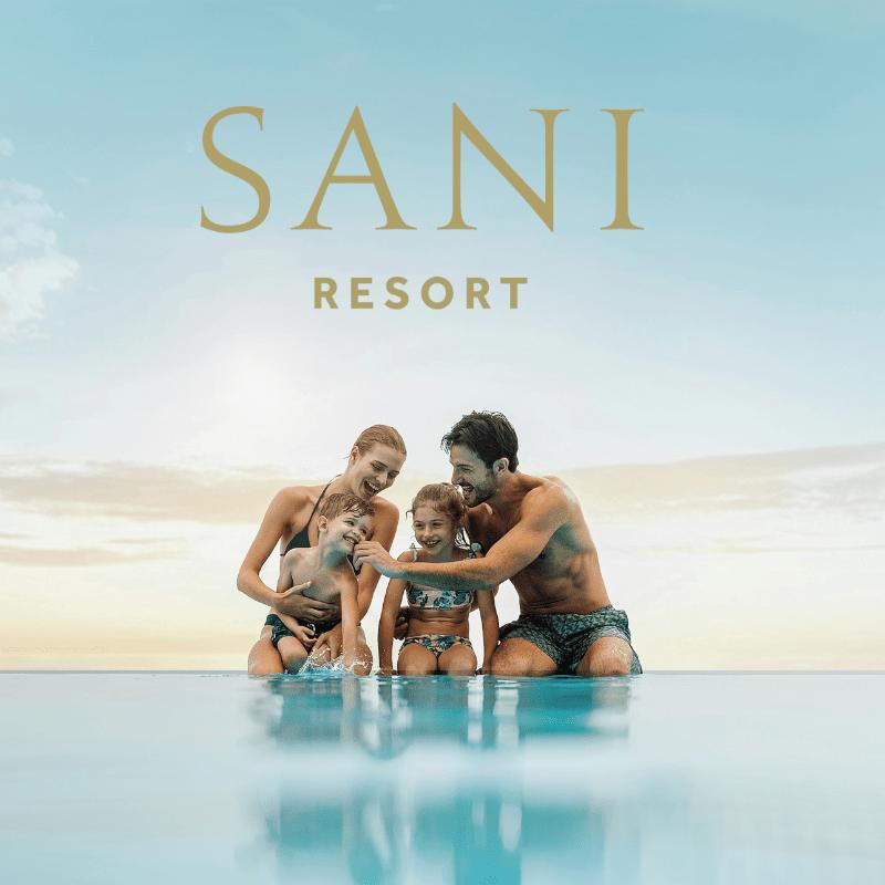 Annabel Karmel partners with Sani Resort in Greece