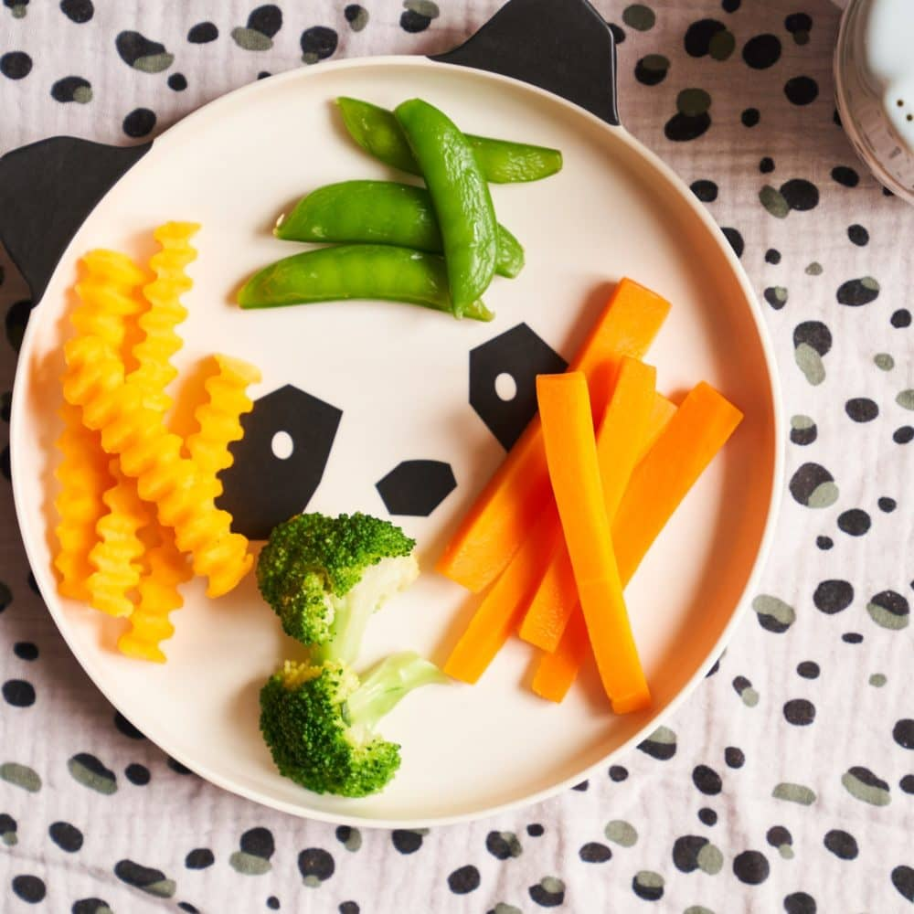 First Vegetable Finger Foods recipe by Annabel Karmel