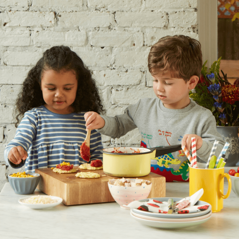 Top tips for cooking with kids by Annabel Karmel